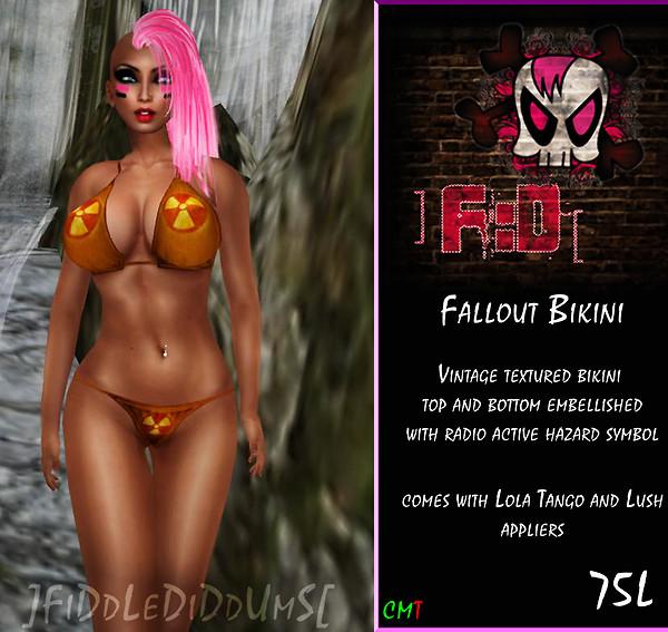 FD Fallout Bikini