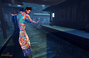 Prism Maggie Jun 9 2013_019 full body dancing pose different color - blue