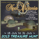 NeoVic 2013 Treasure Hunt 1024x1024