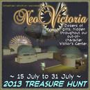 NeoVic 2013 Treasure Hunt 512x512