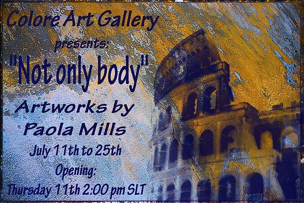 Paola Mills exhibition