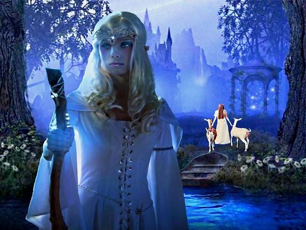 the elfin princess