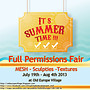The Summer Full Permissions MESH-Sculpties-textures Fair at Old Europe