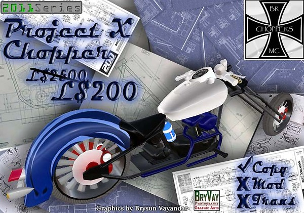 Project X Chopper