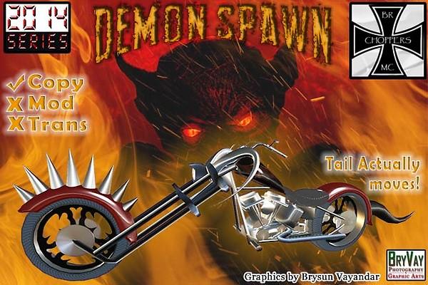demon spawn chopper