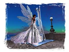 The Prince's Angel waits