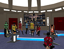 Star Trek dance @ Raven Park II