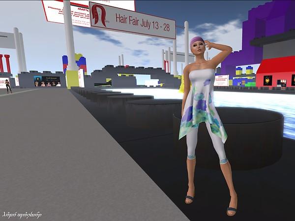 Prism and Bandana Day at Hair Fair 2013
