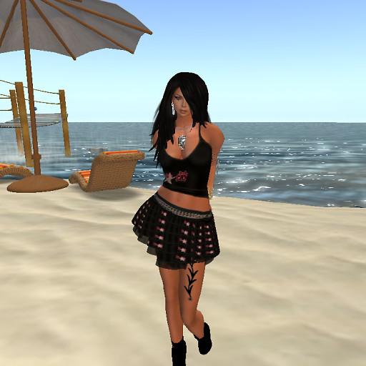 Snapshot _ SUNLAND KINGDOM Kat Full @ beach