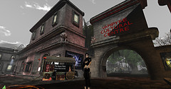 Vampyre cutural centre