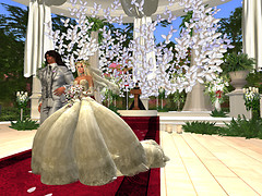 Sir White and Sandra Wedding leaving_001