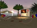 Virtual 3D Beach