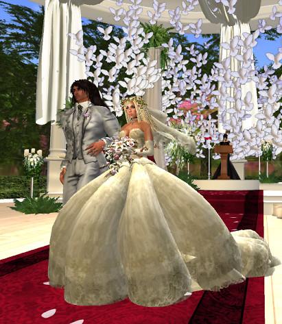 Sir White and Sandra Wedding leaving_002