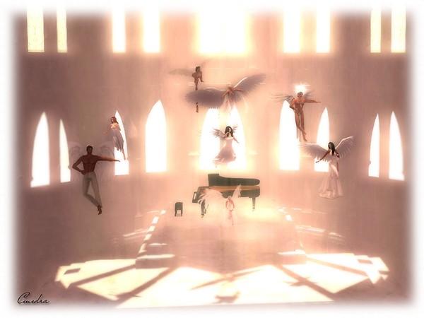 Angels @ Memento Mori 2