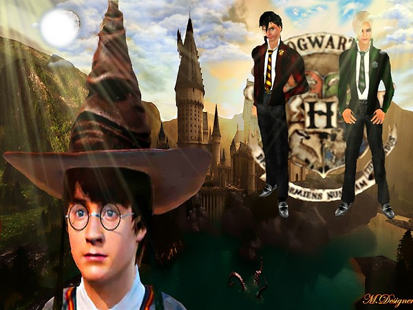 second life harry potter