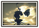 A BUTTERFLY - whispering with infant -
