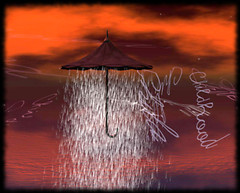Raindrops Keep Fallin'on my Head by B.J. Thomas