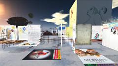 """Fellini Oniricon in Second Life"""