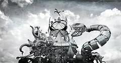 Mechanical Circus By Yooma Mayo