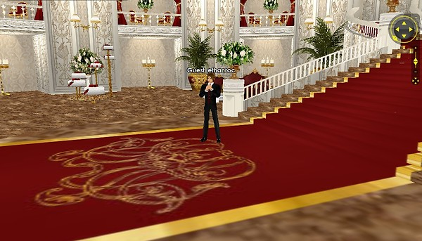 my home royal palace fit for king
