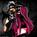Sinister & Rehula : Cybergoth Couple