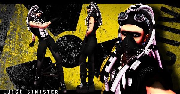 Sinister Profile Image