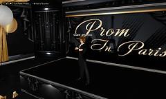 le paris prom night 2
