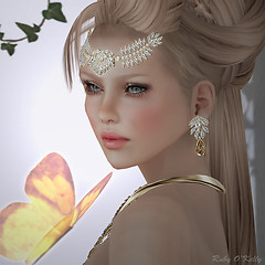 ((Crystal Line))-Queen Accessory001