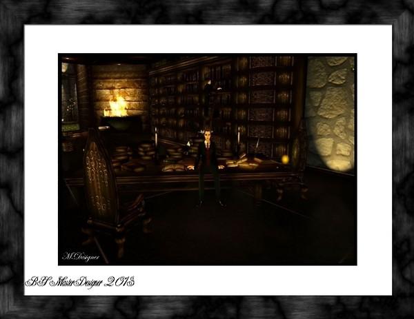 haunted basement