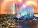 QT Galleries Light Fire  & fantasy trees