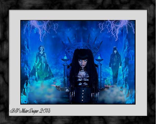 vampires altar