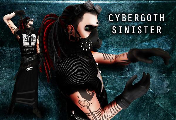 Cybergoth Sinister