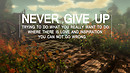 Never Give Up 2000