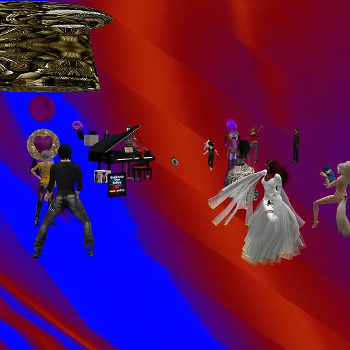 TUnaverse - Jana piano with dancers