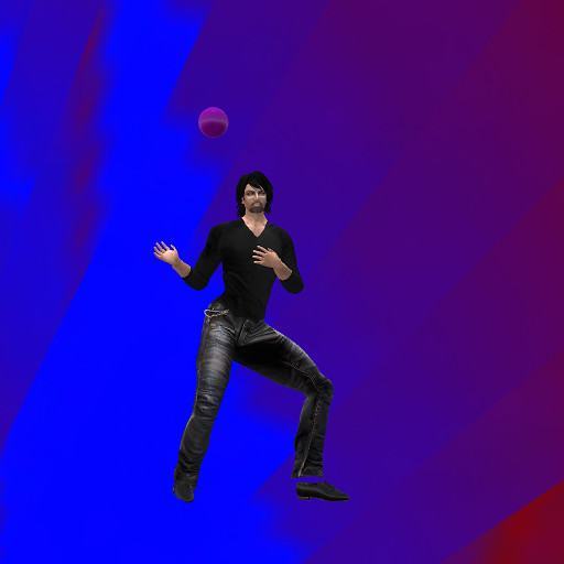 TUnaverse - grid god dancing