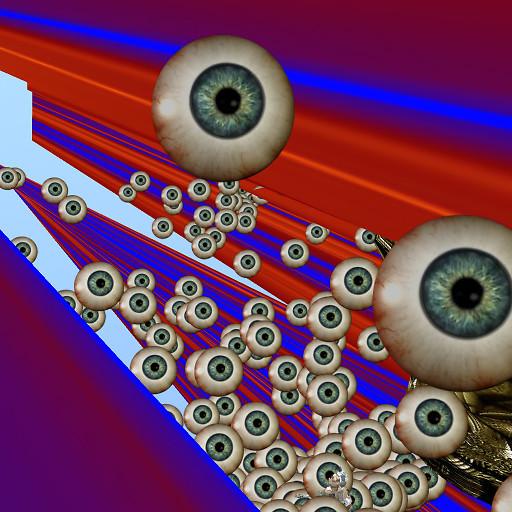 TUnaverse - eye diagonal