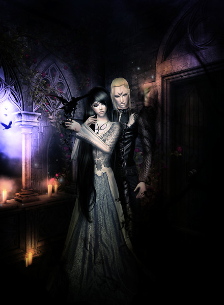 .:°Medea&Corax - RavenHeart°:.