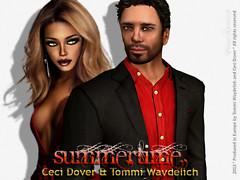 CECI Dover & Tommi Waydelich - Summertime