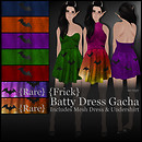 {Frick} Batty Dress Gacha
