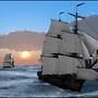 Dawn - Full Sail - High Seas