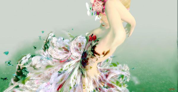 Flowered eddy