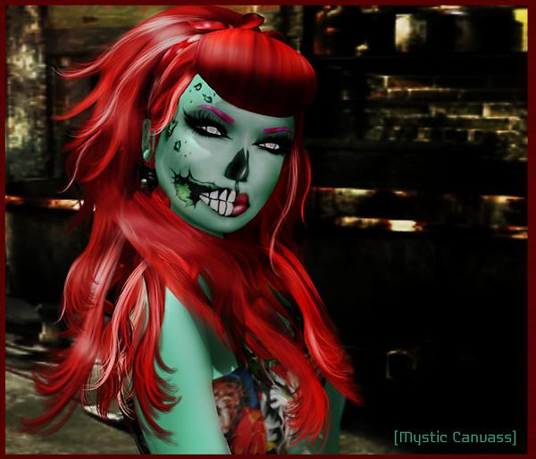 [MC]-RubicsZombie-Halloween-Skin-Special
