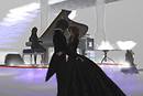 Ballroom dancing with live piano