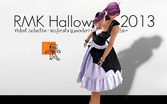 Violent Seduction / RMK HALLOWEEN02
