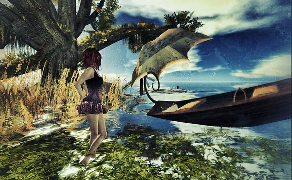 Wandering in [Imagination] #1
