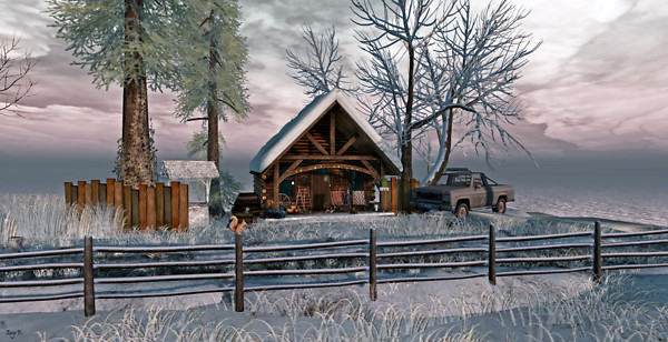 Small Town Green- Winter Edition 8