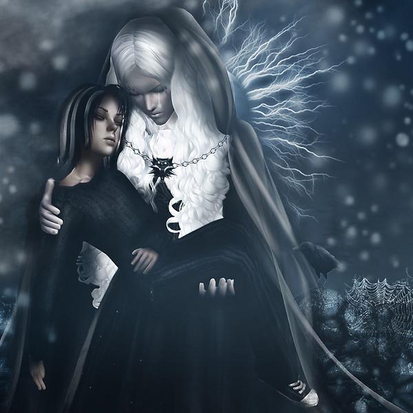 .:°Blanche&Nero - My winter storm°:.
