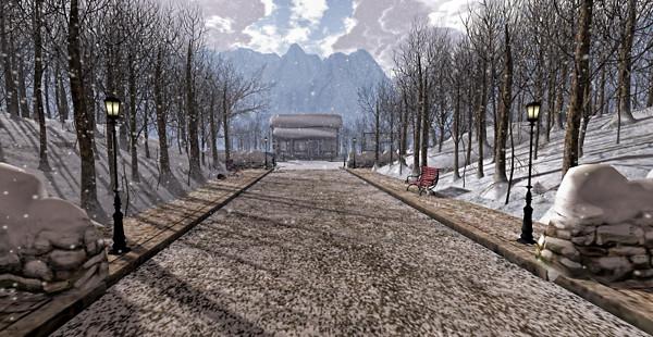 Izzie's- Winter Edition 1