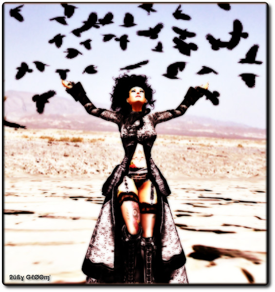 Queen of the crows 2