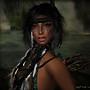 Indian Maiden Portrait